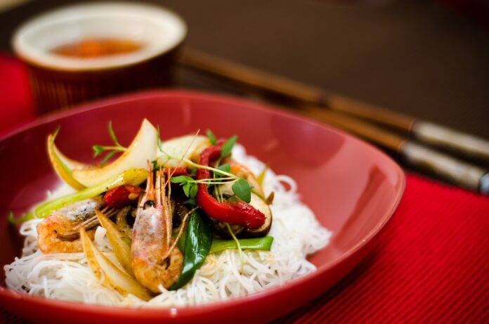 Bienfaits de la cuisine asiatique
