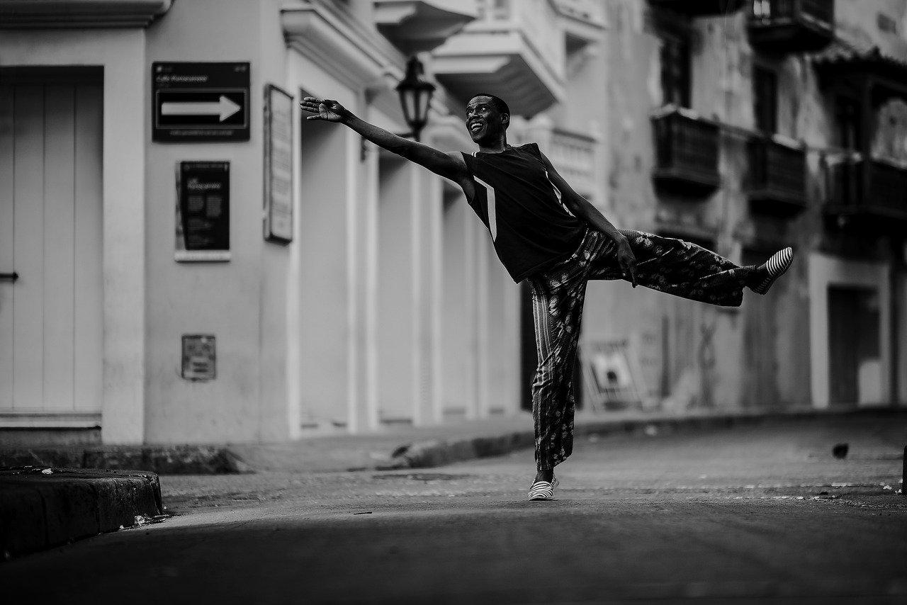 danse africaine